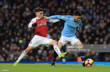 Photo: Getty Images - Matt McNulty - Manchester City