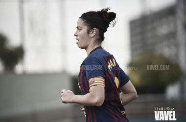 Marta Torrejón es una de las convocadas para la Copa Algarve / Foto: Noelia Déniz (VAVEL.com)