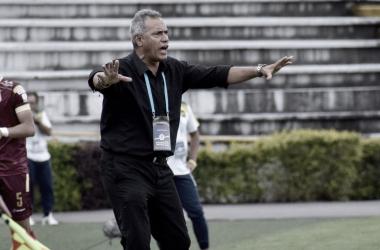 """Hernán Torres: """"El objetivo está claro y todos están conectados con él"""""""