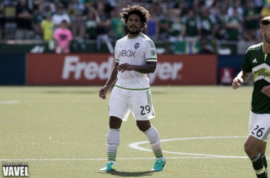 Román Torres suspended for match against New York Red Bulls