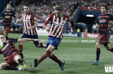 El Calderón no puede con el tridente