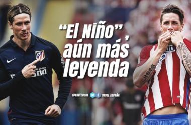 Torres, aún más leyenda