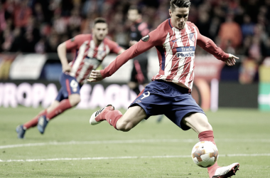 Fernando Torres || FOTO: Club Atlético de Madrid.