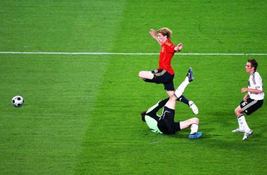 Fernando Torres: o especialista em finais