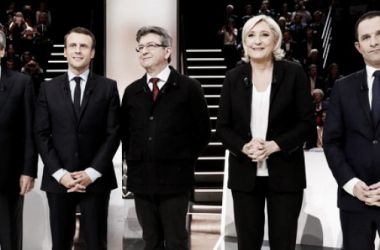 Elecciones presidenciales en Francia: toda Europa atenta al resultado