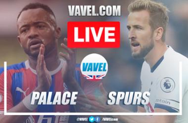 Goals and Highlights: Crystal Palace 1-1 Tottenham Hotspur Premier League 2020