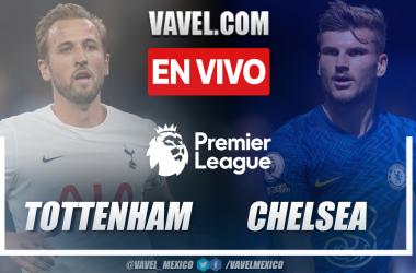 Resumen y goles: Tottenham 0-3 Chelsea en Premier League 2021-22