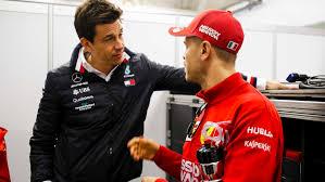 Sebastian Vettel Berpeluang ke Mercedes