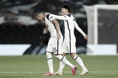 Com duas assistências do estreante Carlos Vinícius, Tottenham vence LASK com tranquilidade