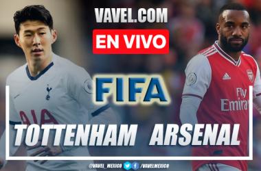 Goles y resumen del Tottenham 1-0 Arsenal en partido amistoso