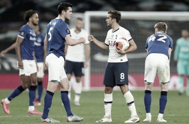 El Tottenham vence por la mínima al Everton y apura sus opciones para entrar en Champions