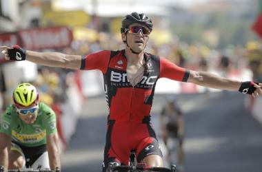 Rodez : Sagan encore deuxième