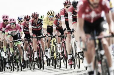 Etapa 8 del Tour de Francia / Foto: letour.fr