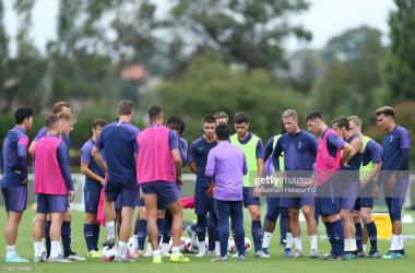 Tottenham Hotspur name squad for their pre-season tour of Asia