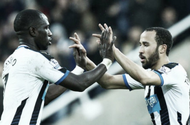 Newcastle teammates both suffer different fates. (Photo: 90min.co.uk)