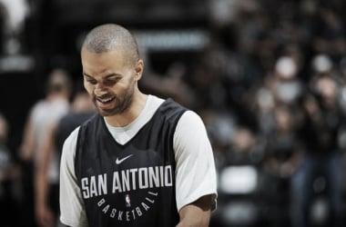 """Tony Parker: """"La suplencia fue idea mia para el bien de los Spurs"""" (Vía: NBA)"""