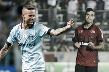 Fotos: Lucas Uebel / Grêmio FBPA | Jonathan Silva / GE Brasil | Fotomontagem: Lucas Alves / VAVEL Brasil
