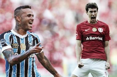 Fotos: Lucas Uebel / Grêmio FBPA / Ricardo Duarte / S. C. Internacional / Fotomontagem: Lucas Alves / VAVEL Brasil