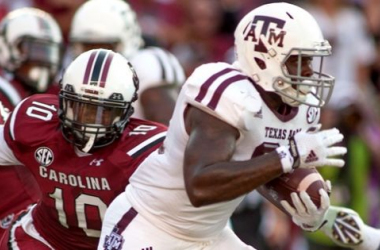 Texas A&M Football: Aggies Struggling With Absent Running Game