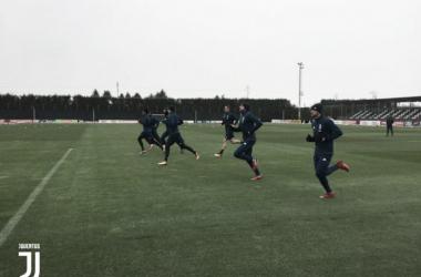 Juventus, Howedes salta Atene; Mandzukic lavora per recuperare in extremis   Juventus.com