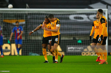 Wolves 1-0 Crystal Palace: Player Ratings