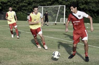 Muricy não descarta mudança no time para partida contra o CRB