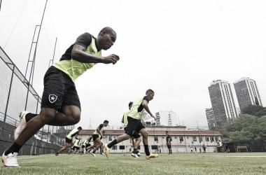 Em boa fase, Botafogo aproveita semana sem jogos para recuperar jogadores