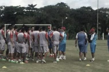Este foi o terceiro jogo-treino do Náutico nesta intertemporada (Foto: Divulgação / Náutico)