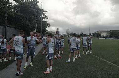 Divulgação/Santos FC