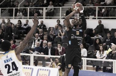 Legabasket Serie A - Trento non ha pietà di Capo d'Orlando (107-59)