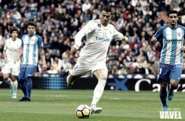 Tres puntos para Cristiano