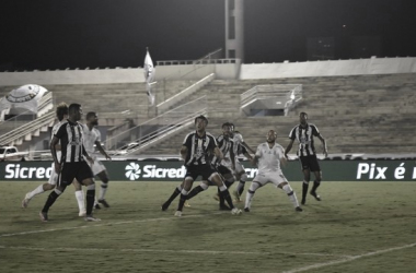 Treze 0 a 1 América-MG (Foto: Divulgação / América Futebol Clube)