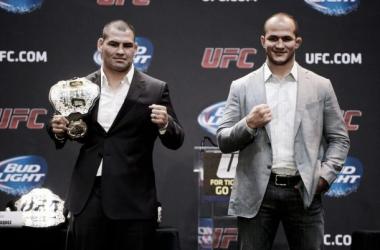 UFC 166: Una trilogía gigante por tv abierta