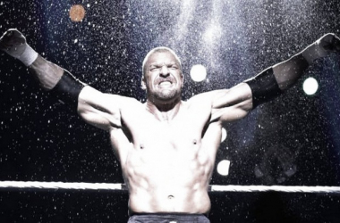Triple H may not be returning to in-ring action until WrestleMania 33 (image: inquisitr.com)