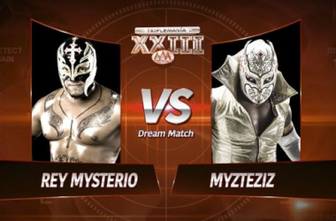 TripleMania 23 Gets Tripped Up