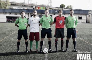 Fotos e imágenes del Trival Valderas - Real Sociedad B, de la 11ª jornada del grupo II de Segunda División B