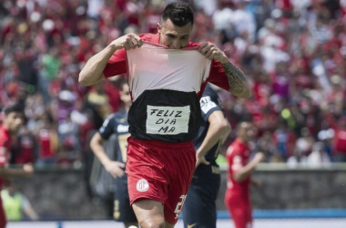 Enrique Triverio marcaría el empate parcial (Foto: Comex Masters)
