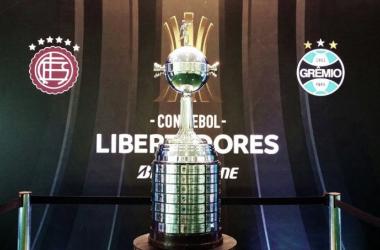 La Copa Libertadores de América | Foto: CONMEBOL