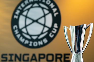 ICC trophy / Photo: International Champions Cup Singapore