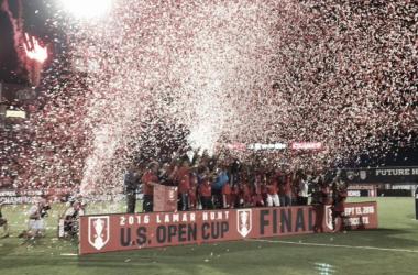 How FC Dallas Won the 2016 Lamar Hunt U.S. Open Cup Final | Source: FC Dallas Twitter - @FCDallas