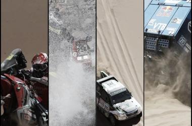 Las voces del Dakar 2015: etapas 7 y 8