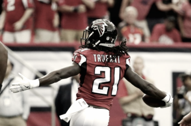 Trufant's payday has cemented his place as one of the NFL's elite. (Source: Jason Getz/USA Today Sports)