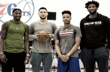 Boston Celtics traspasa la primera elección del Draft a Philadelphia 76ers