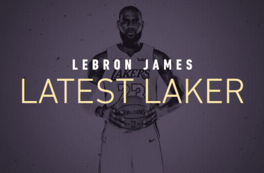 LeBron James | Foto: Los Angeles Lakers