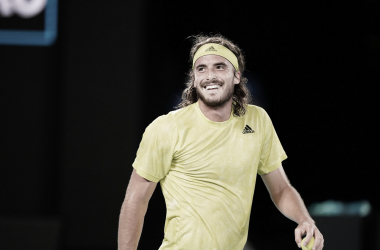 Tsitsipas elimina a Nadal y es semifinalista