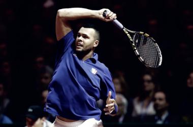 """Jo-Wilfried Tsonga: """"Nuestra misión es ganar la Copa Davis"""""""