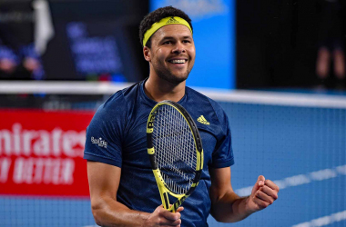 ATP Marseille: Jo-Wilfried Tsonga edges Feliciano Lopez in three-set thriller