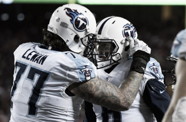 The Tennessee Titans pull off the upset win | Source: tsn.ca