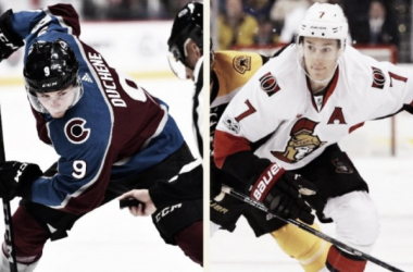 Duchene y Turris | Yahoo sports