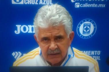 """Ricardo Ferretti: """"Nosotros dominamos el partido"""""""